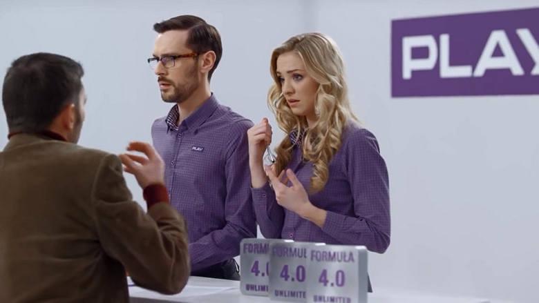 MUMIO w Play - nowa reklama sieci Play. Co na to Plus?
