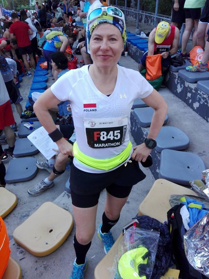 Hanna Muerau- Nowicka ukończyła 49. TCS New York City Marathon! (zdjęcia)