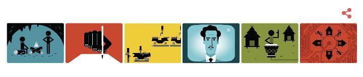 Marshall McLuhan urodził się 106 lat temu. Kim był i czego dokonał? [GOOGLE DOODLE]
