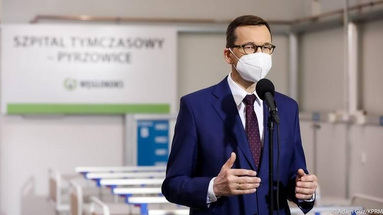 Szpital tymczasowy w Pyrzowicach dotąd stał pusty. Pacjentów zacznie przyjmować 26 marca