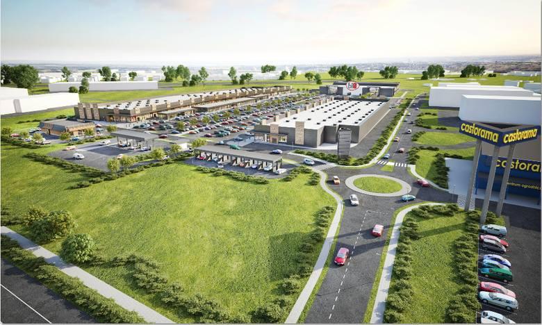To największe centrum handlowe w regionie. Karuzela Ełk - tak będzie nazywał się nowy kompleks.