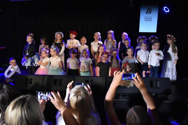 I edycja Krajowego Festiwalu Piosenki Przedszkolnej przyciągnęła ponad 50 przedszkoli z całego kraju.