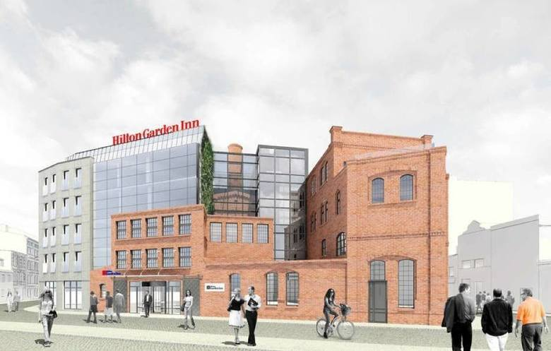 Wbrew zapowiedziom, budowa hotelu Hilton Garden Inn w Toruniu nie ruszy wiosną br. Inwestor - spółka Satoria Group - przesuwa termin na jesień. Powody?