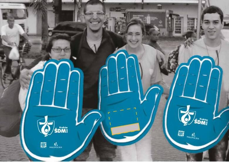 Wolontariusze ŚDM otrzymają specjalne rękawice