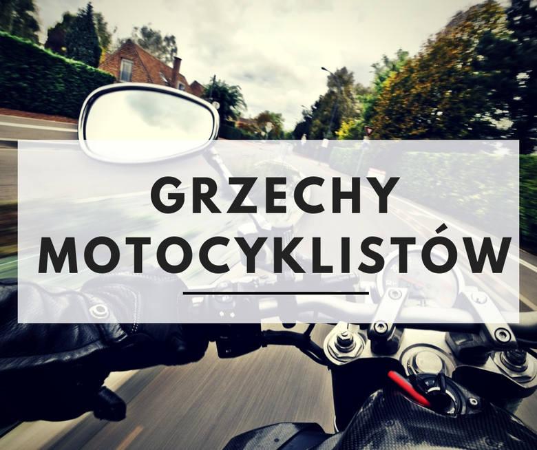 Na motocyklistów często skarżą się inni uczestnicy ruchu. Zarzucają im, że wykonują niebezpieczne manewry i nie dbają należycie o bezpieczeństwo na drogach,