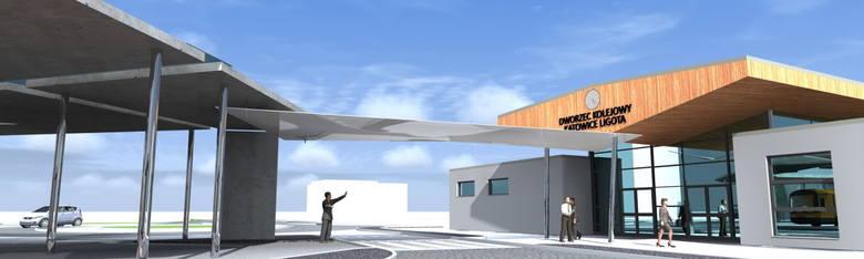<strong>Węzeł Ligota</strong><br /> <br /> To najtańszy z planowanych węzł&oacute;w, kt&oacute;ry ma powstać naprzeciw wejścia do hali dworca w Ligocie. Jego budowa została oszacowana na 13,7 mln zł, ma potrwać do 2017 roku.