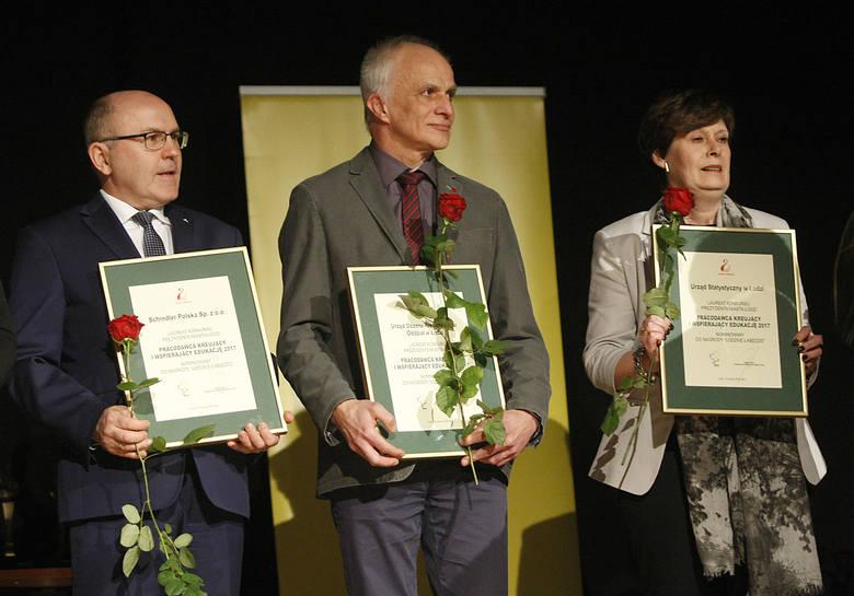 VI edycja nagród Łódzkie Łabędzie. Nagrody edukacyjne dla firm współpracujących ze szkołami w Łodzi