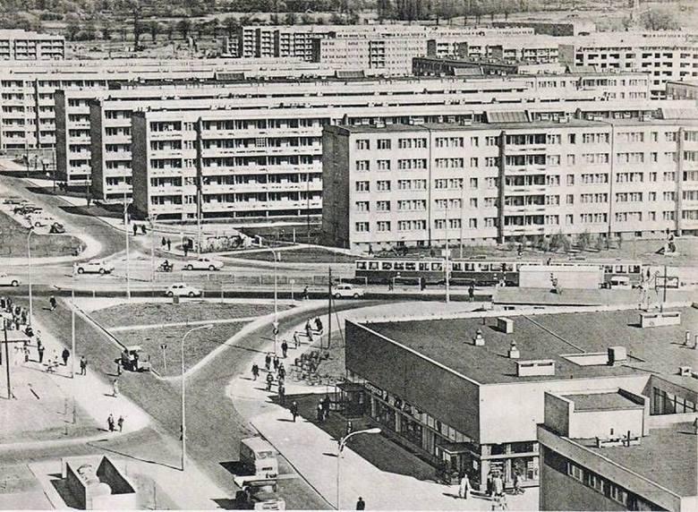 Osiedle JagiellońskieStary Poznań: