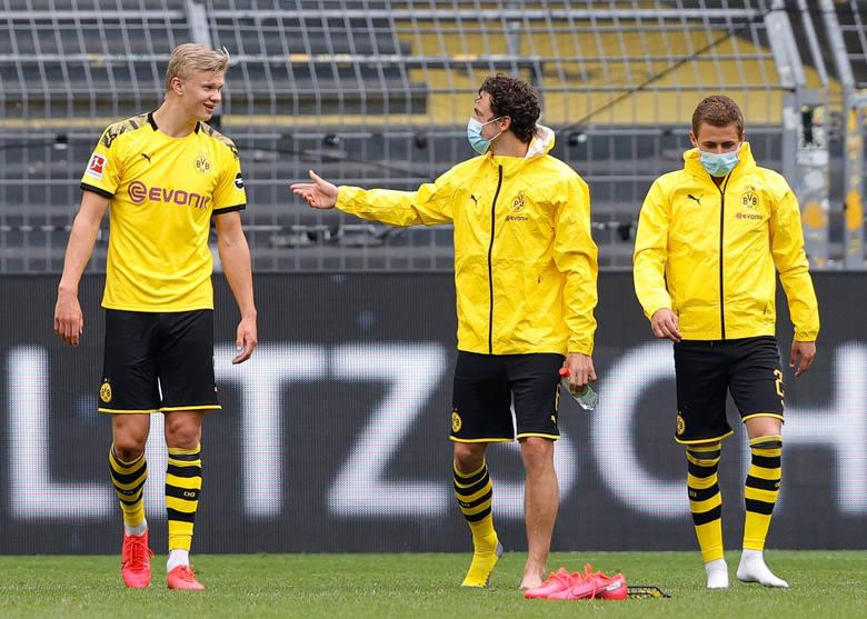 Bundesliga wróciła do gry jako jedna z pierwszych lig
