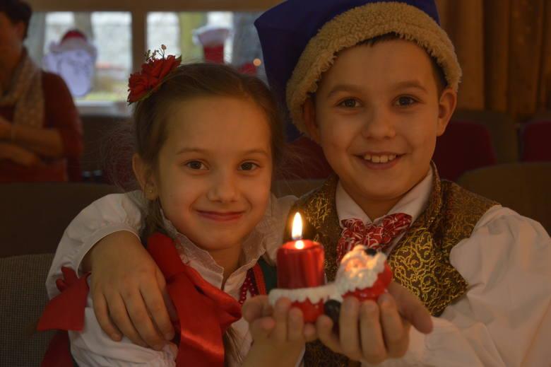 Tosia i Nikodem, najmłodsze pokolenie Warzęgowian z Warzęgowa