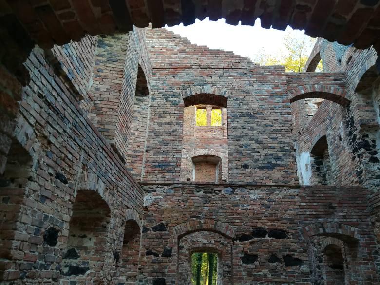 """Przyznam się, że gdy usłyszałem o tym, że pozostałości po wspaniałym pałacu w Zatoniu będą """"tylko"""" zabezpieczoną, trwałą ruiną poczułem"""