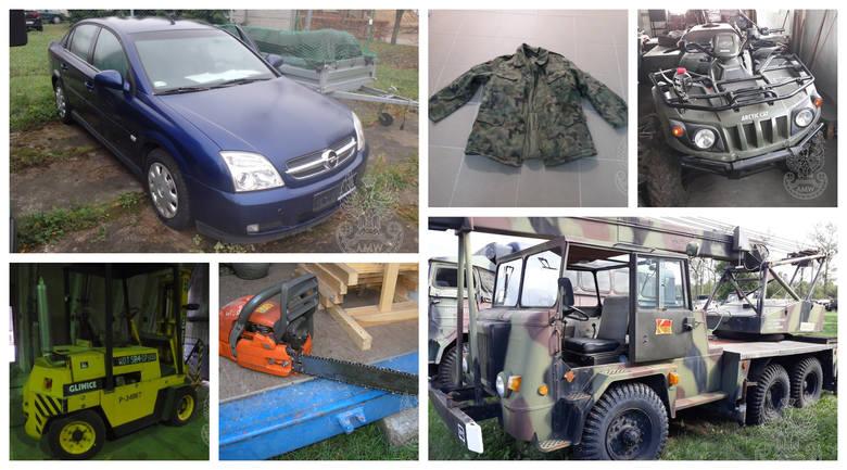 Agencje Mienia Wojskowego ponownie organizują przetargi na sprzęt z demobilu wykorzystywany przez wojsko. Przetargi w marcu 2019 roku obejmują m.in.