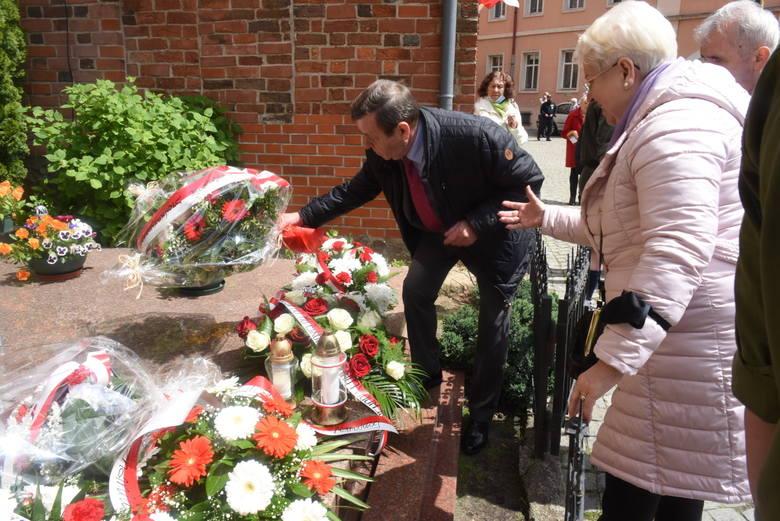 Uroczyste obchody 61. rocznicy Wydarzeń Zielonogórskich