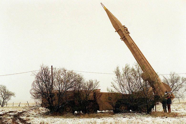 Wyrzutnia rakiet taktycznych 2P16 Luna