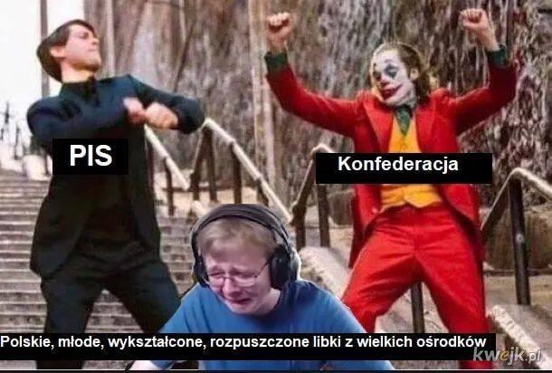 Wyniki wyborów do Sejmu i Senatu rozpaliły internet. W zalewie sporów, dyskusji i kłótni nie zabrakło prześmiewczych memów i demotywatorów. Zobacz te