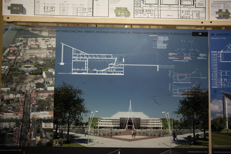 Poznaliśmy wyniki konkursu. Komisja złożona z siedmiu osób (czterech architektów i trzech przedstawicieli Akademii Muzycznej) zadecydowała, że najciekawszym jest projekt warszawskiej pracowni Plus 3 Architekci.