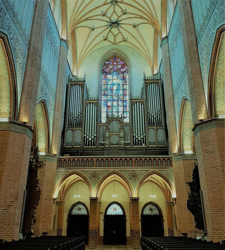 Festiwal Muzyki Organowej odbywa się w Katedrze w Pelplinie