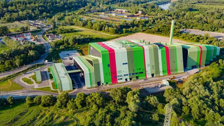 Zielona energia z krakowskiej ekospalarni