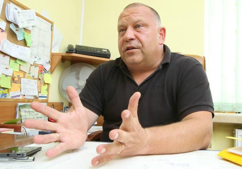Znany kielecki komornik Włodzimierz Hersztański broni się mówiąć, że to on jest ofiarą wielkiego przekrętu.