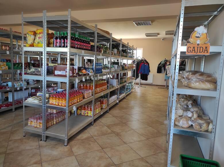 Radomski sklep socjalny zaprasza na zakupy także seniorów, osoby niepełnosprawne i takie, które z powodów losowych znalazły się w trudnej sytuacji.