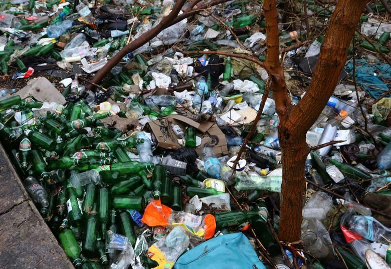 Dzikie wysypiska śmieci to duży problem mieszkańców Radomia. Są niemal na każdym osiedlu. Trafia na nie niemal wszystko począwszy od odpadów z gospodarstw