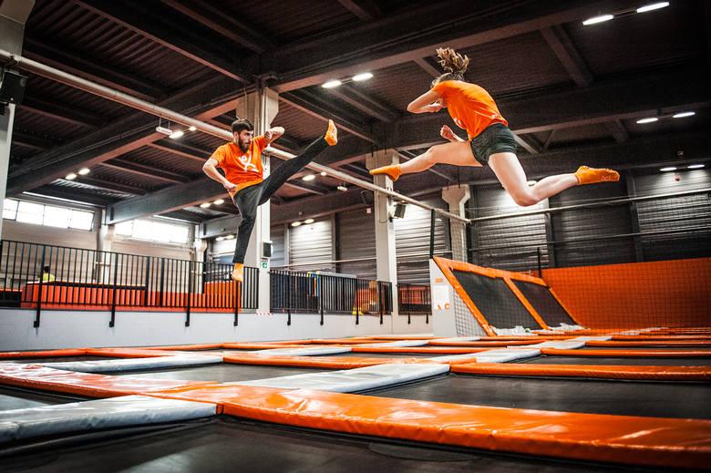Skocz w ferie do JUMPCITY Katowice