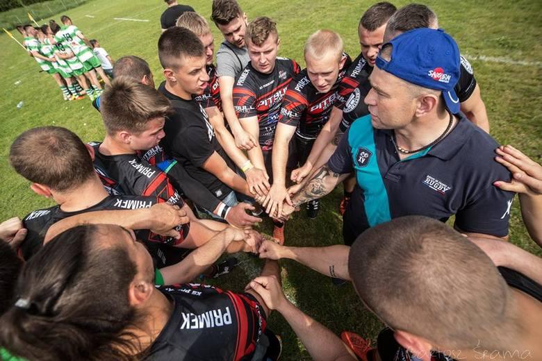 """Rugbyści Posnanii w """"7"""" są jedną z najlepszych drużyn w kraju. W """"15"""" też byli kiedyś medalistami mistrzostw Polski,"""