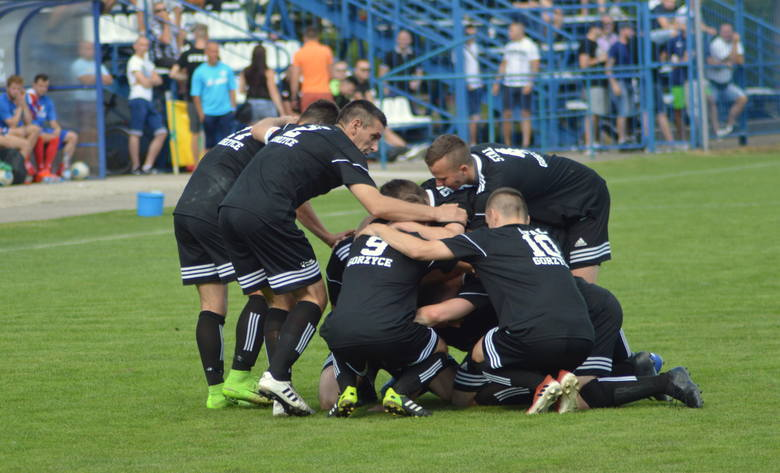 4 liga. Stal Gorzyce pokonała u siebie Polonią Przemyśl choć przegrywała już 0:2