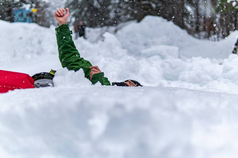 Dużą popularnością cieszą się tereny pagórkowate przy Jeziorze Wysockim w Osowej. To właśnie tam - jak tylko spadnie śnieg - udają się miłośnicy zjazdów