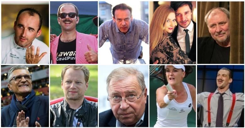 Z Krakowem związanych jest wielu wybitnych sportowców i aktorów. Wśród nich są m.in. Robert Kubica, Andrzej Grabowski czy Agnieszka Radwańska. Nim rozpoczęli