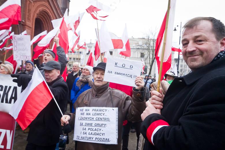 - Pojawienie się prezydenta na sobotniej manifestacji uważamy za coś nieodpowiedzialnego - twierdzą politycy PiS.