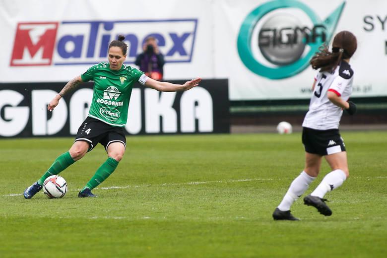 GKS Górnik Łęczna wygrał bój o miejsce na ligowym podium. Zobacz zdjęcia