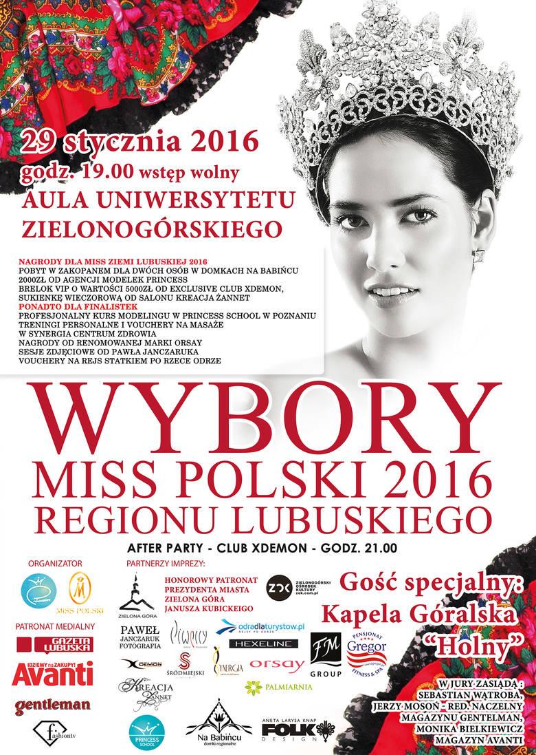 Miss Ziemi Lubuskiej 2016. Ostatnie dni głosowania