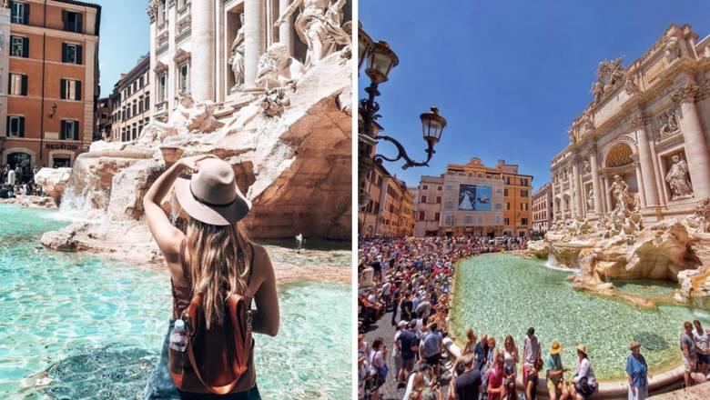 Planujesz urlop? Nie sugeruj się zdjęciami z internetu, bo się rozczarujesz