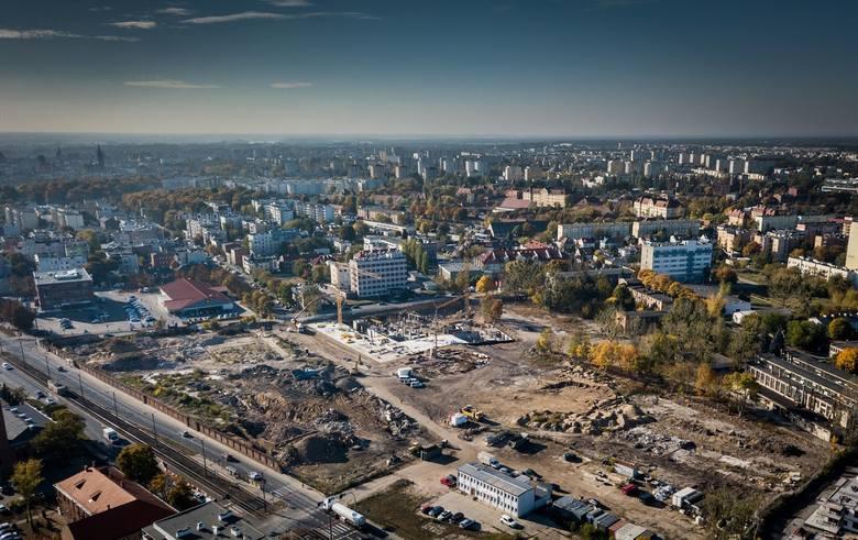W 2020 roku teren po dawnym Tormięsie będzie wyglądał już zupełnie inaczej. Willa Developer buduje tam obecnie Apartamenty Lubicka. Będzie to częściowo