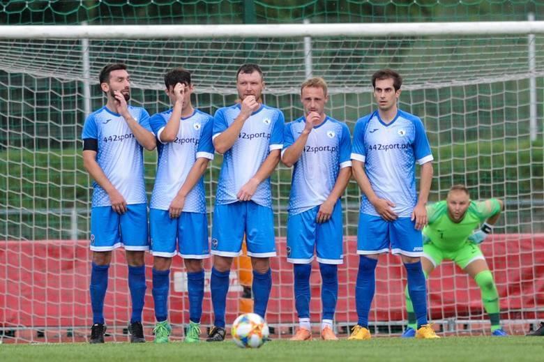 GKS Głuchołazy to beniaminek 4 ligi.