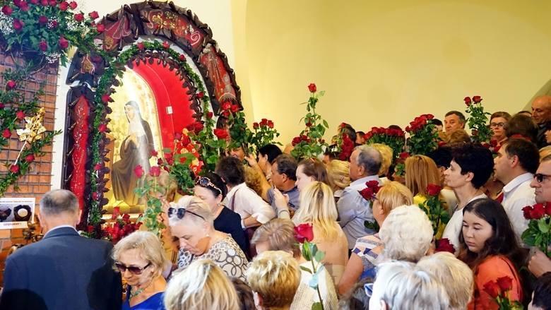 Dokładnie 22 października 2019 roku relikwie św. Rity uroczyście powitano w kościele przy ul. Szczecińskiej w Toruniu. Od tego czasu, każdego 22 dnia