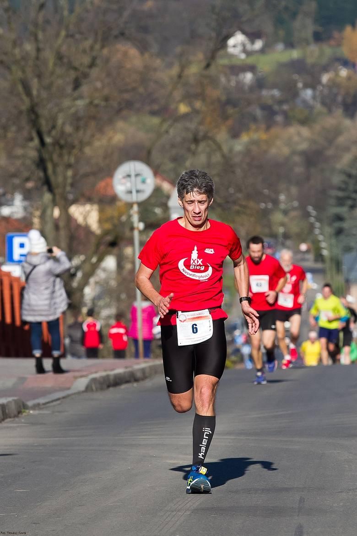 Bieg Sokoli w Sanoku rozgrywany był po raz dwunasty. W biegu na 5 km wygrał Michał Wojciechowski z Tarnobrzega przed Ignacym Domiszewskim z Ustrzyk Dolnych