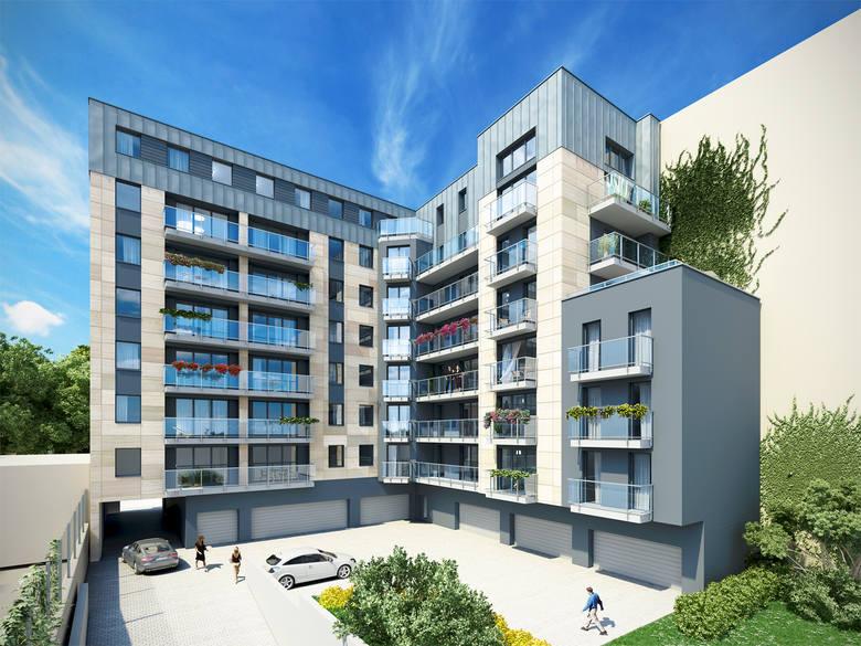 Perła Śródmieścia i Osiedle Złoty Dąb III | Inwestycje firmy Samson Dom