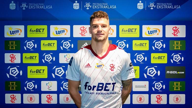 Jakub Wróbel zaliczył awans - z 1 ligi do ekstraklasy