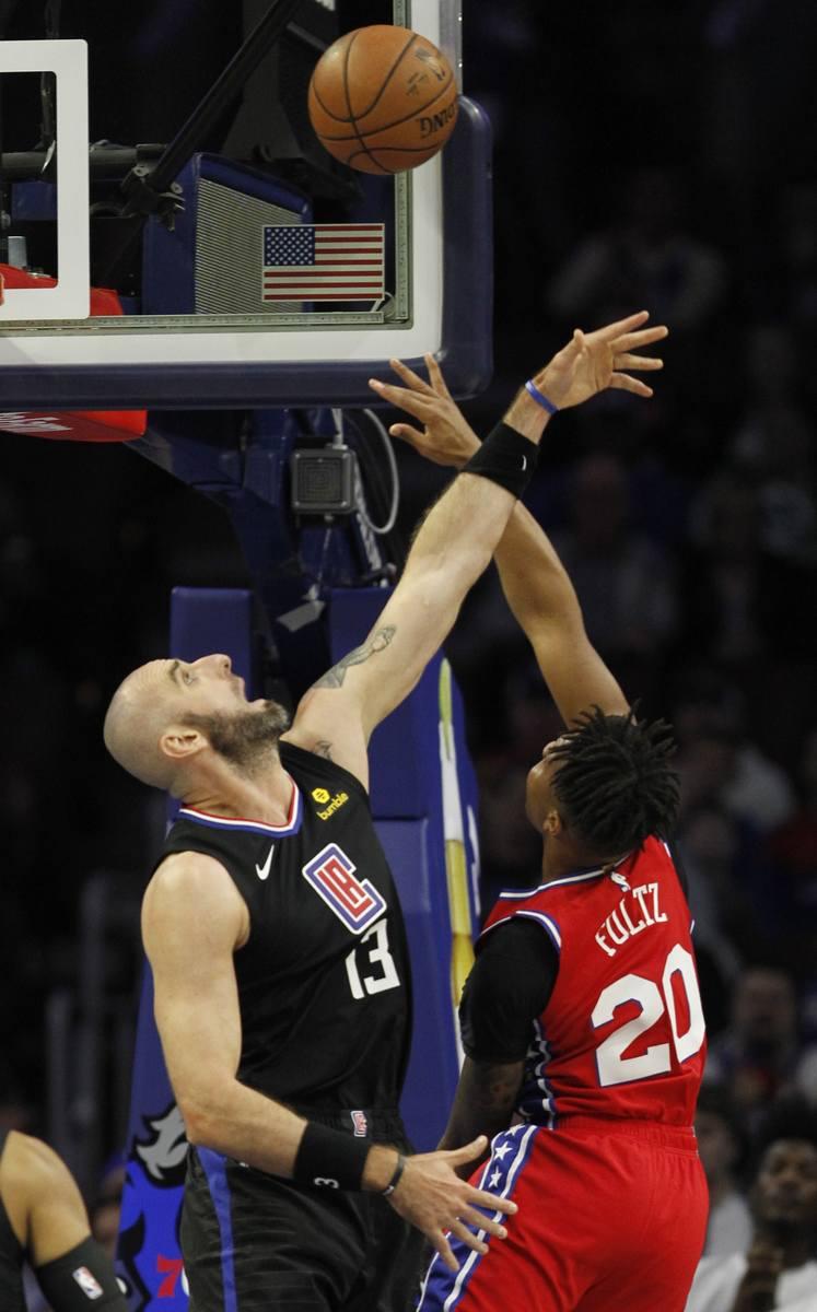 Marcin Gortat jest na ostatniej prostej swojej kariery w NBA