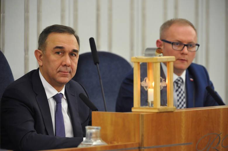 Senator Grzegorz Czelej