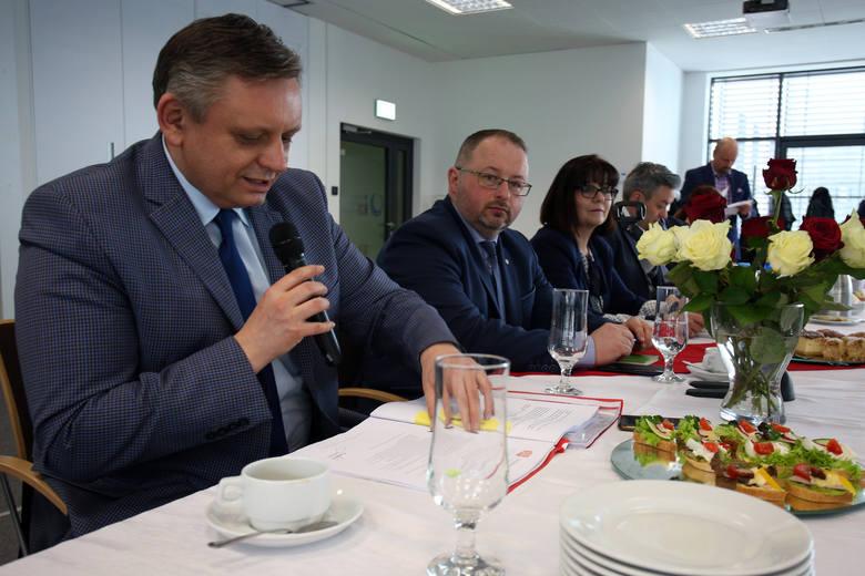 Konferencja w Słupskim Inkubatorze Technologicznym ws. S6.