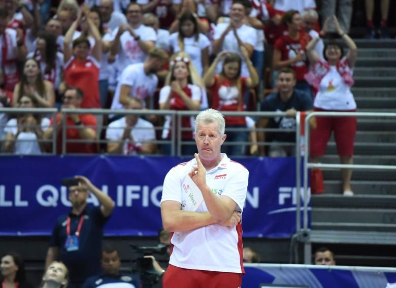 Polacy awansowali na igrzyska w Tokio.