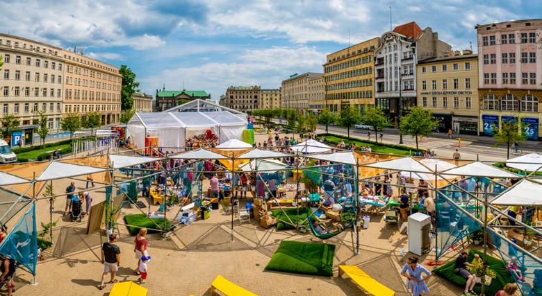 Widowiska plenerowe, spektakle, koncerty, warsztaty, instalacje audiowizualne – dzięki Malcie cały Poznań będzie tętnić kulturą!
