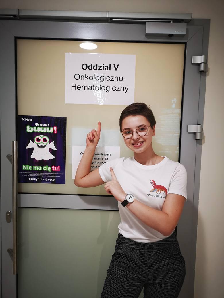 15-letnia Zuzanna Markiewicz pokonała raka. Teraz dziewczynka opowiada swoją historię uczniom liceów, by oswajać ich z tą chorobą.