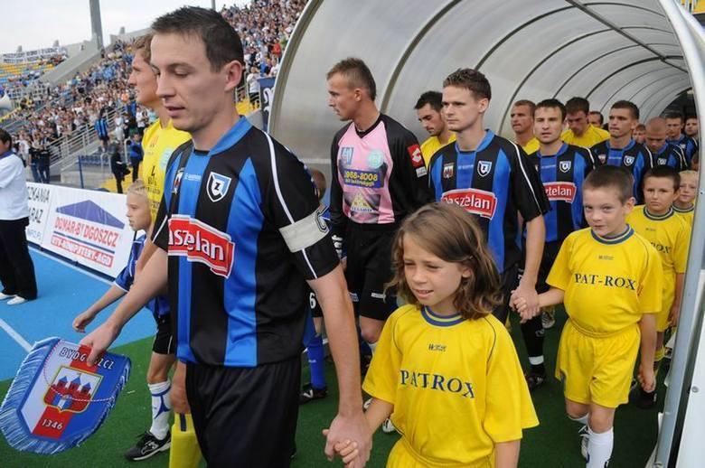 Zawisza Bydgoszcz - Elana Toruń to najgorętsze derby w regionie. Od wielu lat do nich nie dochodzi, bo obie drużyny grały w różnych ligach. Jedne z ciekawszych