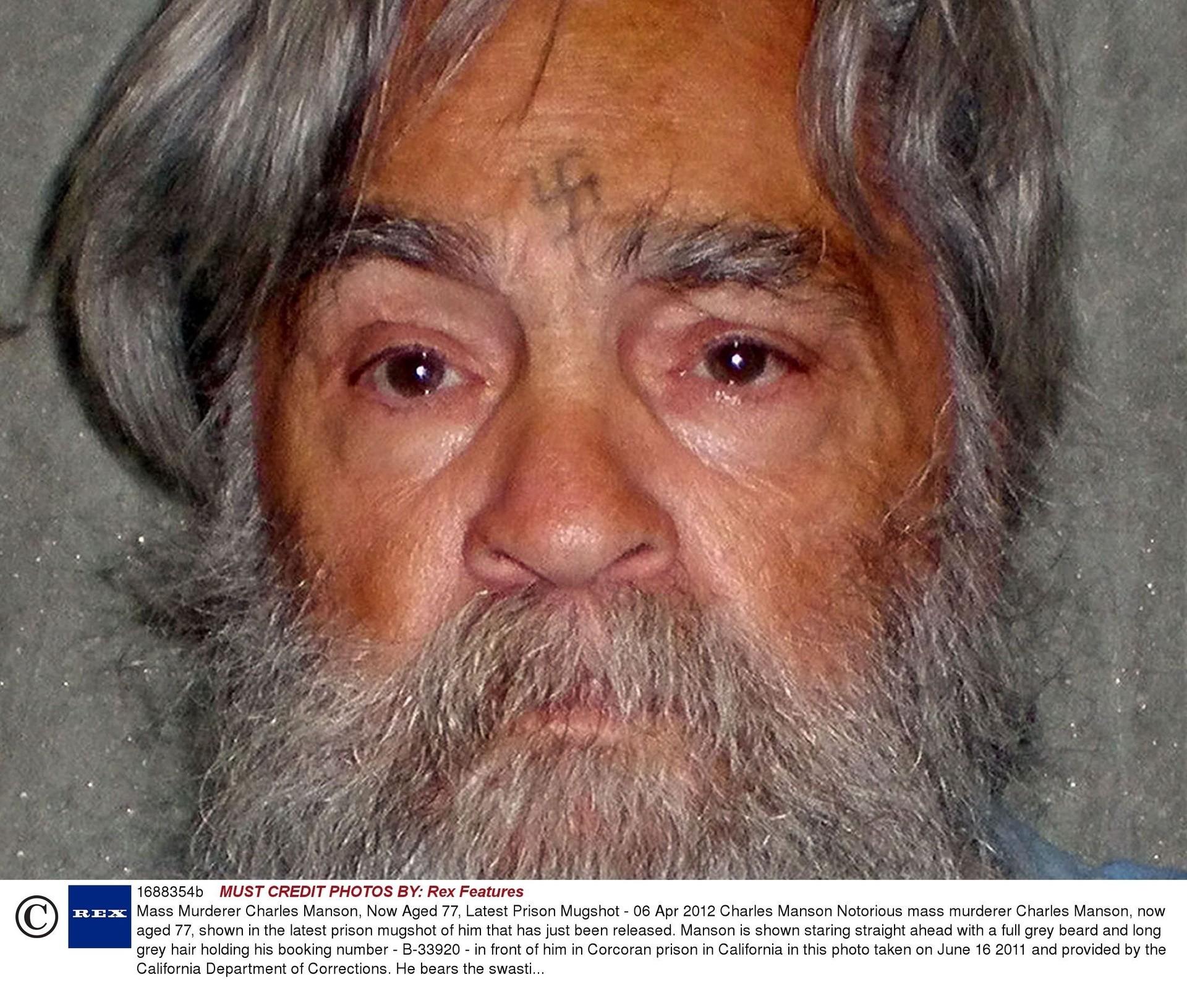 Charles Manson nie żyje, zabójca Sharon Tate. Miał 83 lata ...