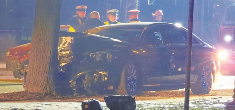 Wypadek premier Beaty Szydło