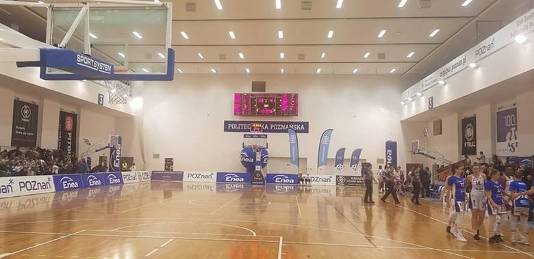Jeśli koszykarki Enei AZS chcą awansować w tym sezonie do fazy play-off, to nie mogą sobie pozwolić na porażkę w wyjazdowym meczu z Energą Toruń